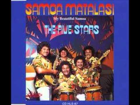 The Five Stars - Samoa Matalasi (Remix)