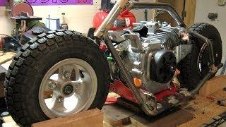 Minibike Deathtrap Build 3, Smh