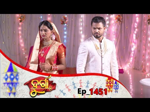 Durga | Full Ep 1451 | 5th Aug 2019 | Odia Serial – TarangTV