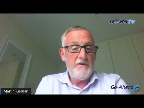 Naomh Barróg Chairman Martin Kiernan discusses the club on Go Ahead Championship show