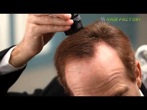 Dexe hair building fibers.mpg