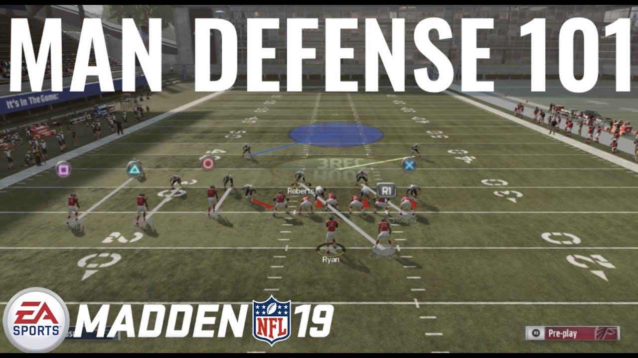 How to Lockdown the Pass with Man Defense in Madden 19 | Shutdown Man  Coverage 101