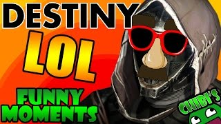 connectYoutube - Destiny Funny Moments Ep.42 FUNNIEST HUNTER!  PUNS FOR DAYS!