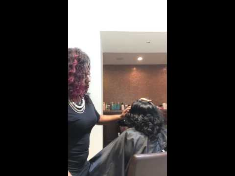 "How to do ""S"" curls with the VERGE iron by ONE TOOLS!!"