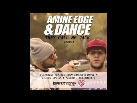 Клип Amine Edge - They Call Me Jack - Rolldabeetz Remix