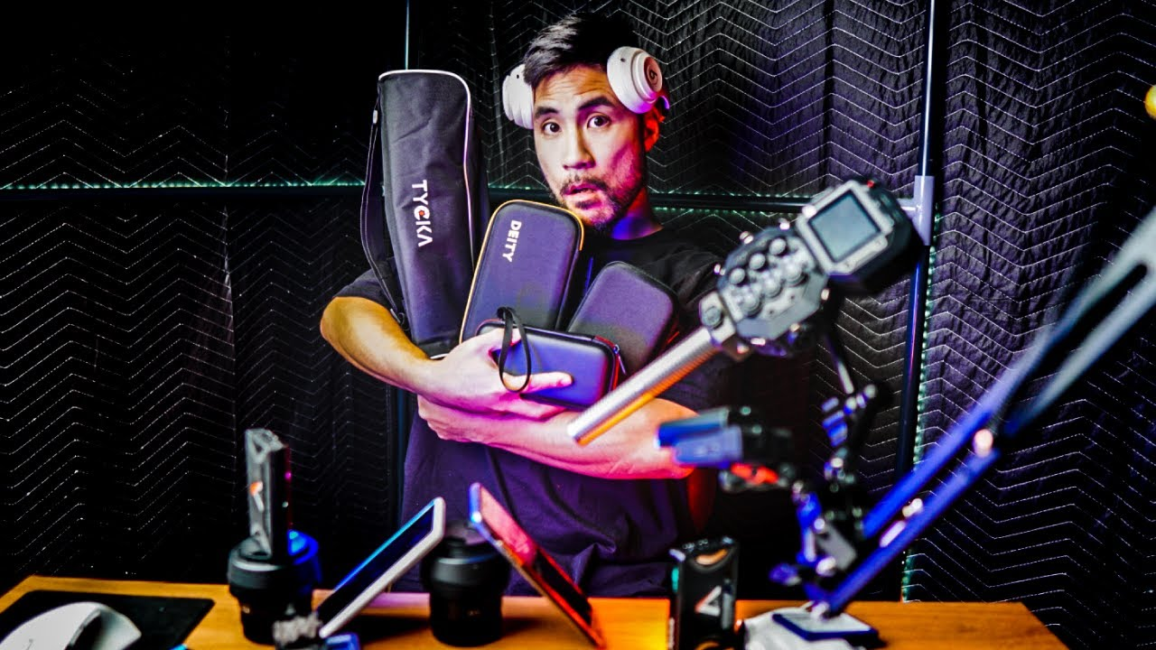 Download Best Beginner Equipment For Starting A YOUTUBE CHANNEL in 2021