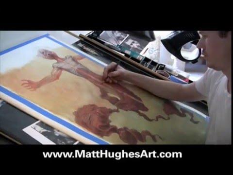 Gothic Art Nouveau - Matt Hughes - Quick Draw 3
