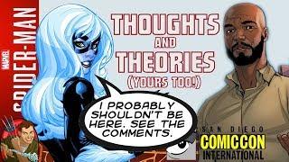 Spider-Man PS4 SDCC Trailer Analysis - Black Cat? Miles Morales' Dad? Victoria Hand? More!