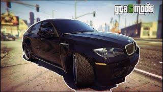 GTA 5 Моды: BMW X6M (Реальные машины)(Всем привет,это обзор моды в гта 5,обзор и тюнинг BMW X6M Реальные машины,обзор и тюнинг,только у нас на канале!..., 2015-11-12T17:08:58.000Z)