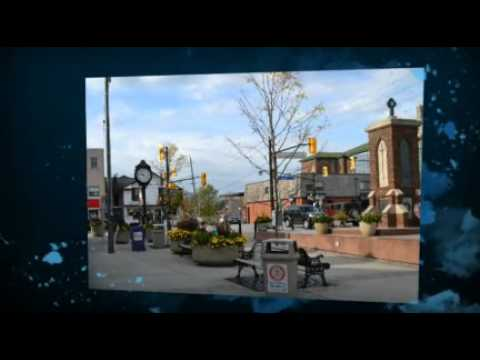 A walk through Streetsville Mississauga