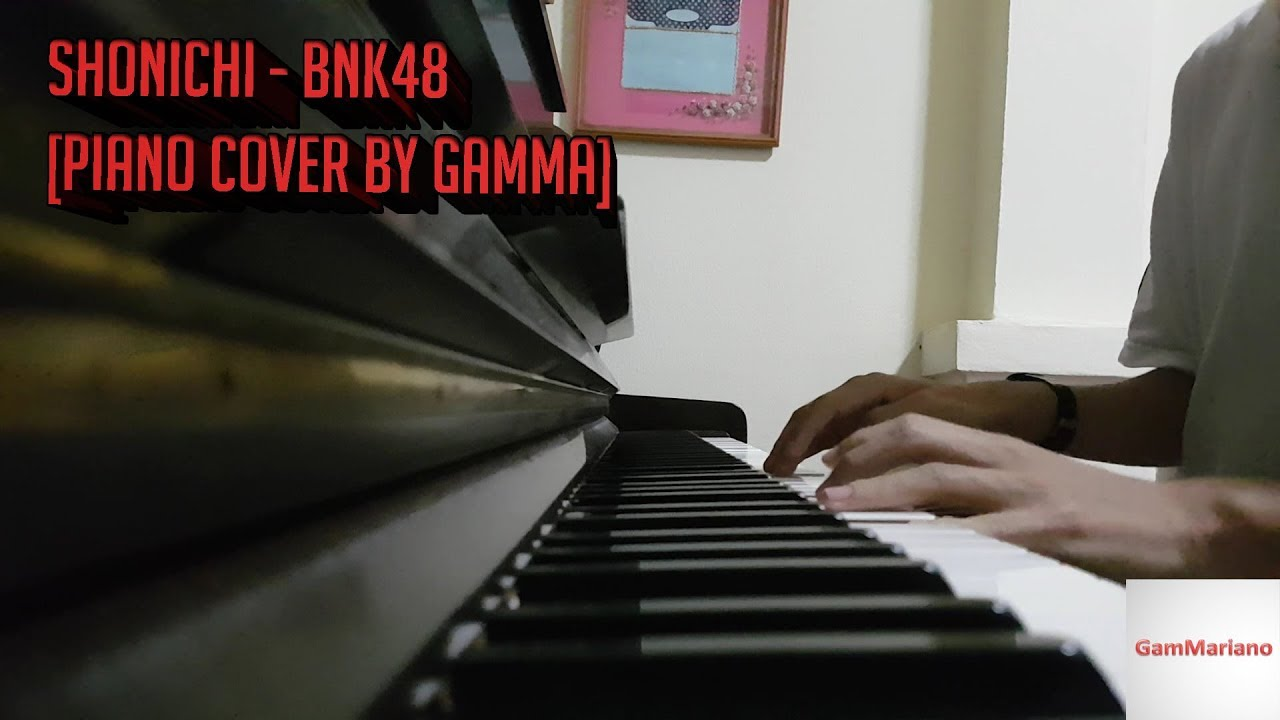 shonichi piano cover