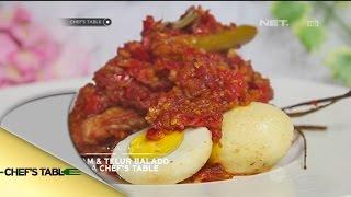 Ayam & Telur Balado Ala Chef's Table Mp3