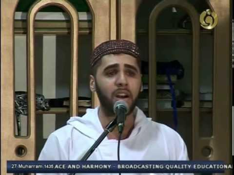 Naseeb Abbas, Muharram Mehfil, Wah Wah Kina Sohna By Nasee Abbas.avi