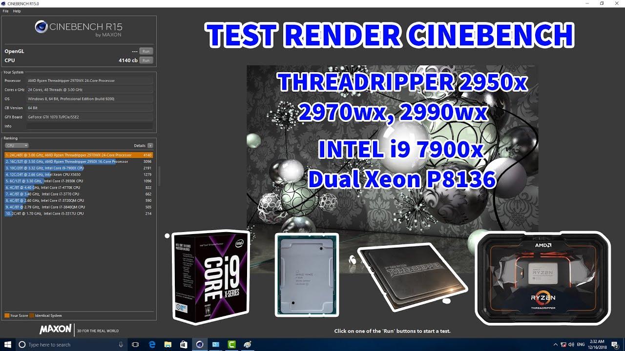 Build PC : AMD Threadripper 2990wx và Dual Vga RTX 2080Ti 11GDDR6