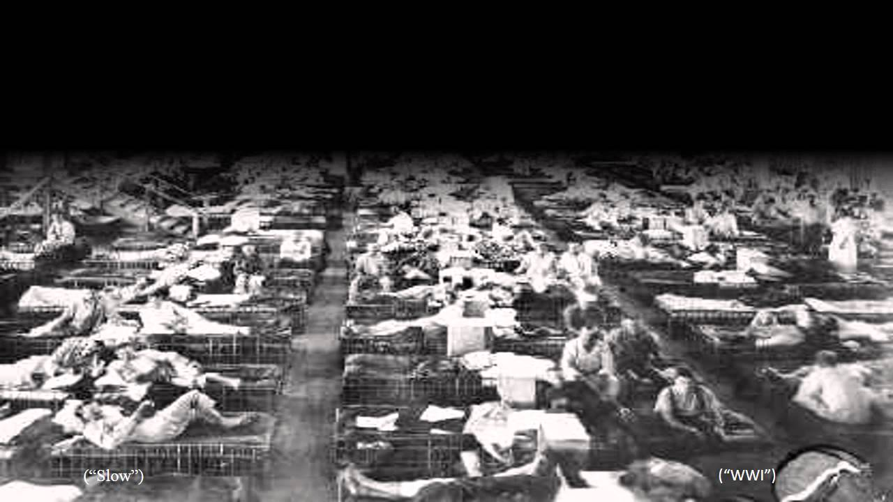 Spanish Influenza Pandemic of 1918 - YouTube