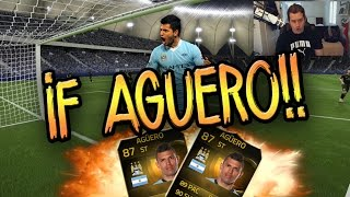 IF AGUERO IS F*CKING AMAZING! FIFA 15 ULTIMATE TEAM
