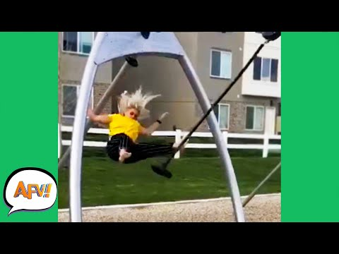 Zipping STRAIGHT Into The FAIL! 😂 | Funny Videos | AFV 2020