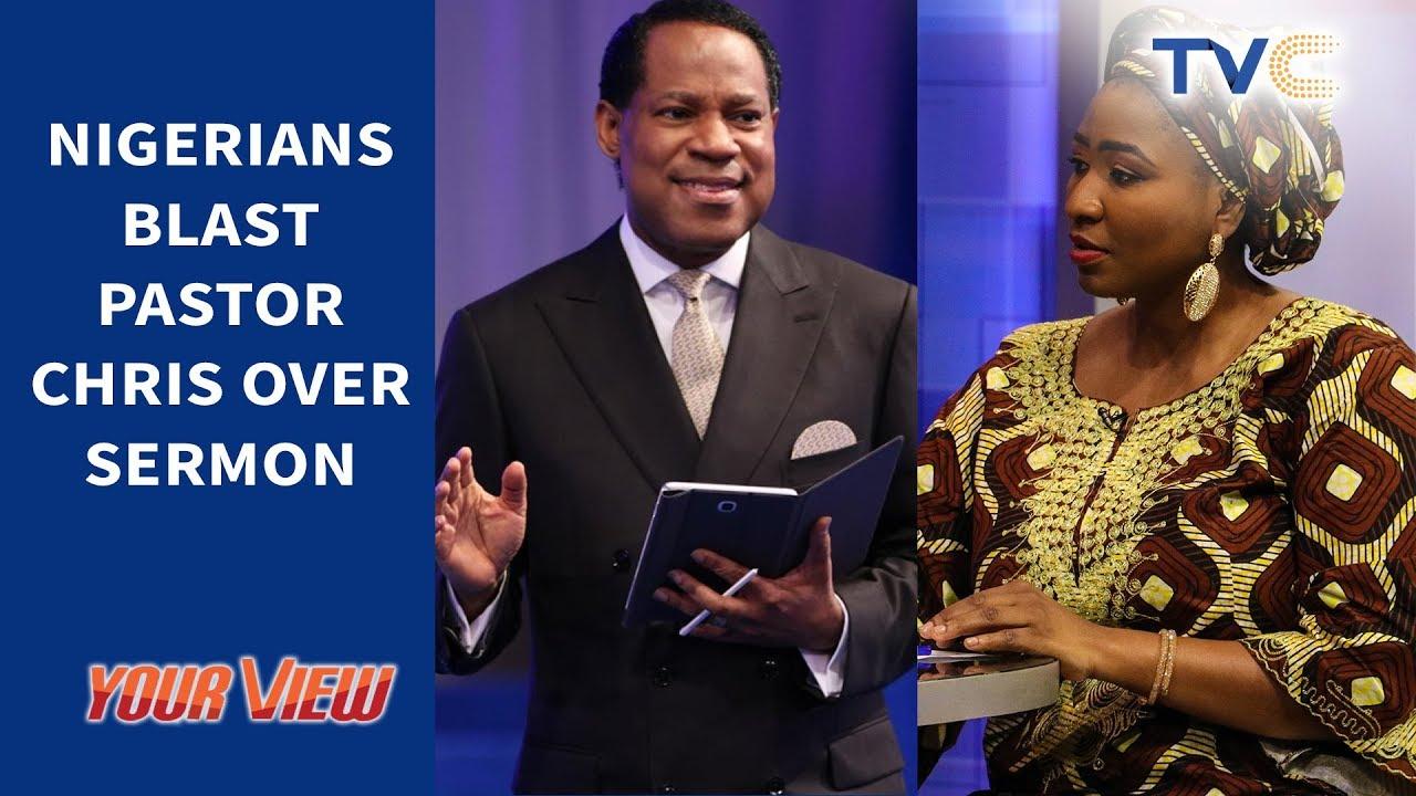 Wife oyakhilome pastor chris new Pastor Chris