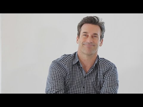 7 Jon Hamm Secrets - Variety Photo Shoot Video BTS