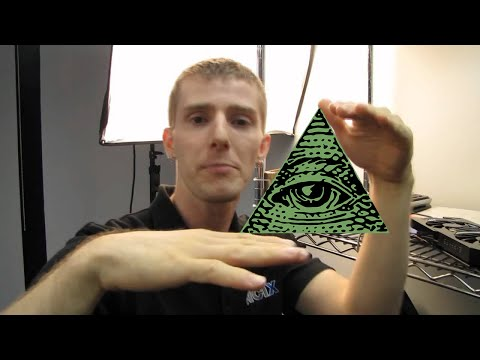 Linus Sebastian is Illuminati