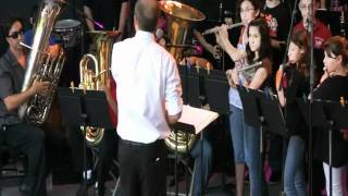 anthropos arts studentmentor concert 2010