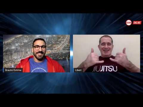 Braulio Estima Live Chat Show W/ Liberi