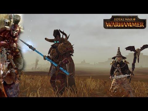 Old Friend DLC: Krell - Lore + Unit Info   Total War: Warhammer