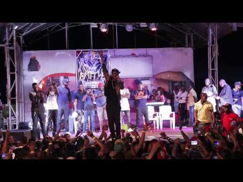Darassa Performance at DAR LIVE  Dar es salaam 2016