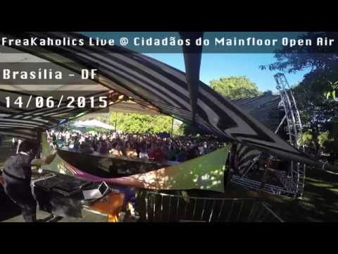 FreaKaholics Live @ Cidadãos do Mainfloor Open Air