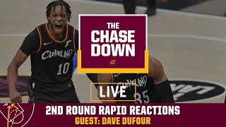 Chase Down Podcast Live: Talkin' Playoffs with Dave DuFour