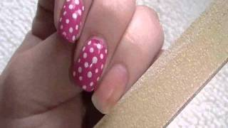 How To Professionally File Your Nails