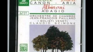 I Solisti veneti - Pachelbel Canon in Re maggiore
