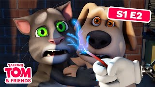 Talking Tom and Friends ep.4 - Friendly Customer Service