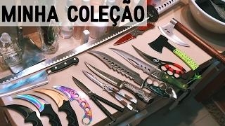 MINHA COLEÇÃO DE ARMAS BRANCAS thumbnail