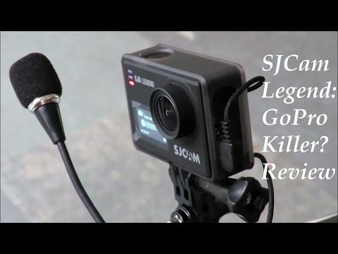 SJCam Legend: GoPro Killer-SJ6 Review - Should you buy one?