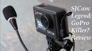 sJCam Legend: GoPro Killer-SJ6 Review - Should you buy one?