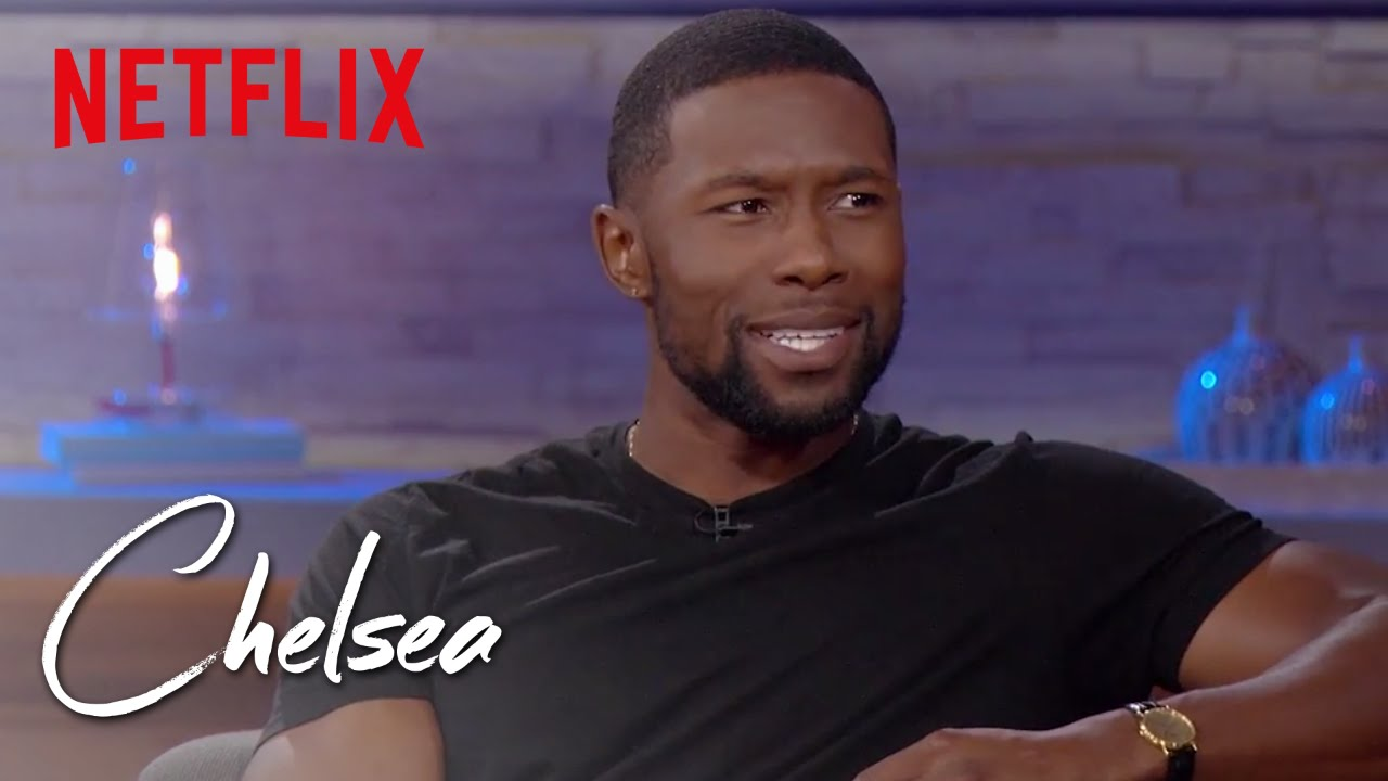 Moonlight's Trevante Rhodes on His Breakout Role | Chelsea | Netflix