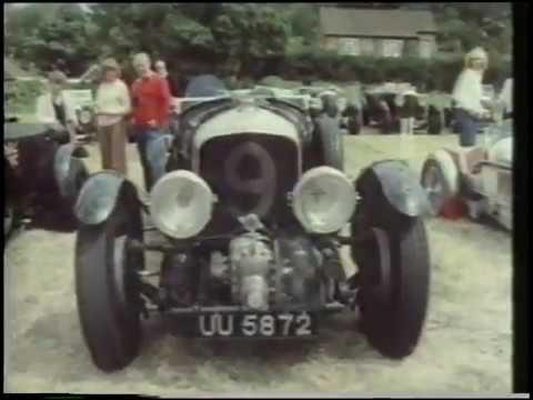 Bentley Racing History - Tim Birkin