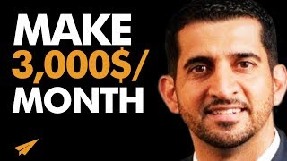 How to Make 3,000$ a MONTH as a Teen   #MakeMoney