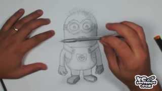 Aula de sobreamento + Como desenhar os Minions
