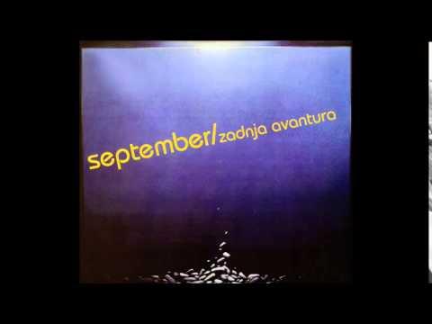 September: Zadnja Avantura (Slovenia/Yugoslavia, 1976) [Full Album]