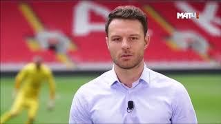 Евгений Пронин в программе «Химия футбола»