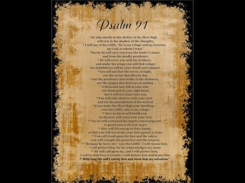 PSALM 91 SONG (Prayer for Refuge/ Protection)