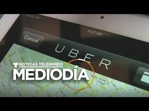 Uber grabará el audio de sus viajes como una nueva medida de seguridad