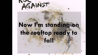 [Lyrics] Rise Against - Ready To Fall