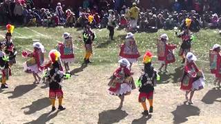 Concurso de Chonguinada en Junín 03/05/2015 , Barrio mariac !!!