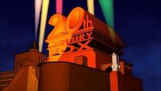 20th Century Fox Logo (1953, Colour, CinemaScope Picture, RARE) (Remade)