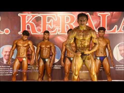 Mr Kerala 2018| Kerala State Body Building Championship