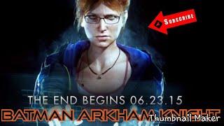 BATMAN ARKHAM KNIGHT-Locating Barbara Gordon/Oracle Part 1