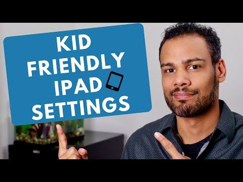 Kid Friendly IPad Settings: Parental Control And Restrict Content (How To 2018)